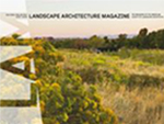 May 2016 Landscape Architecture Magazine